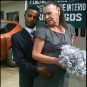 nigerian boy married white grandma
