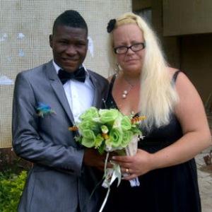nigerian boy marries oyinbo