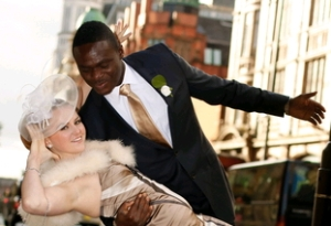 nigerian guy married white oyinbo good