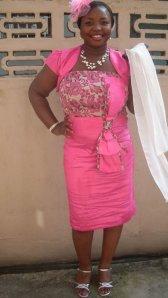 bridesmaid aisha@